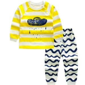"""Other - """"Clouds"""" baby outfit 6 mo. boy or girl 6 mo."""